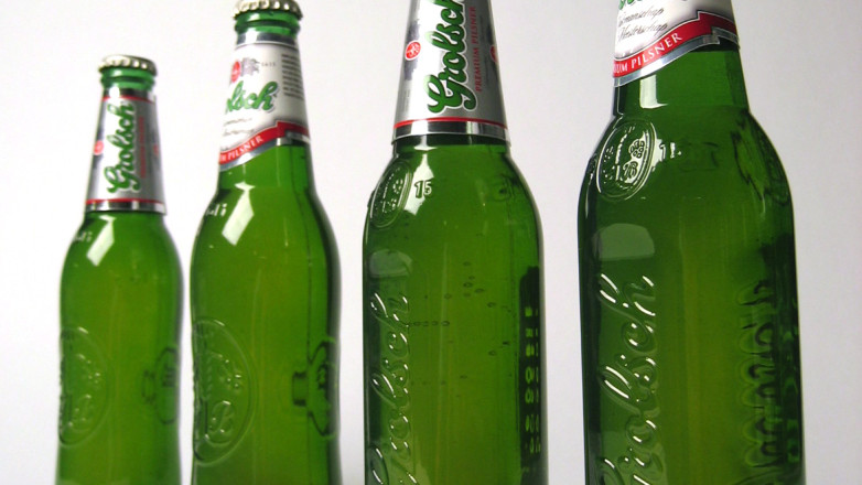 Prototypes of different concepts for the 33cl returnbottle