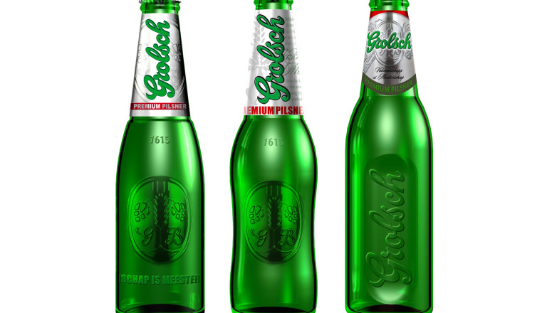 Renders of different concepts for the 33cl returnbottle
