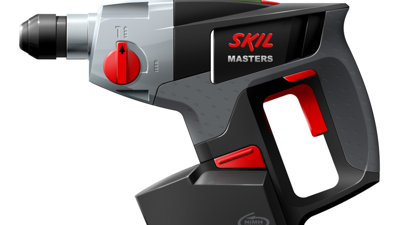 Skil Master series - Sketch cordless hamerdrill