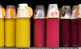 Juice bottle | Albert Heijn