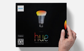 Interactive packaging | Philips