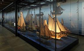 Vitrines | Scheepvaartmuseum