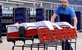 Logistieke oplossing ISM | PostNL