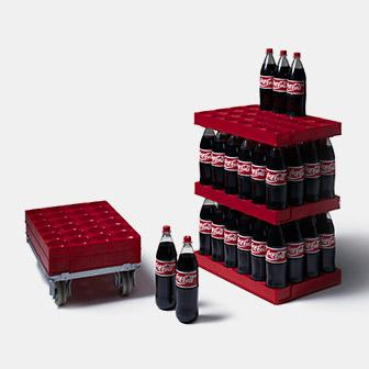 A big cost saving logistic innovation  | Coca-Cola & Albert Heijn