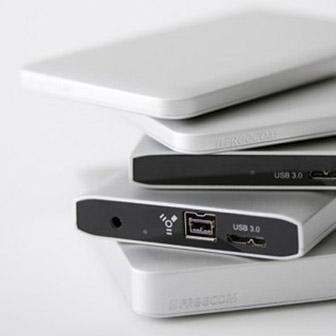 Portable hard disks | Freecom