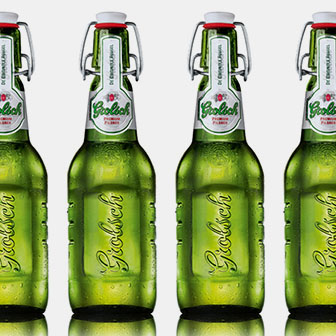 Making an iconic brand tangible | Grolsch