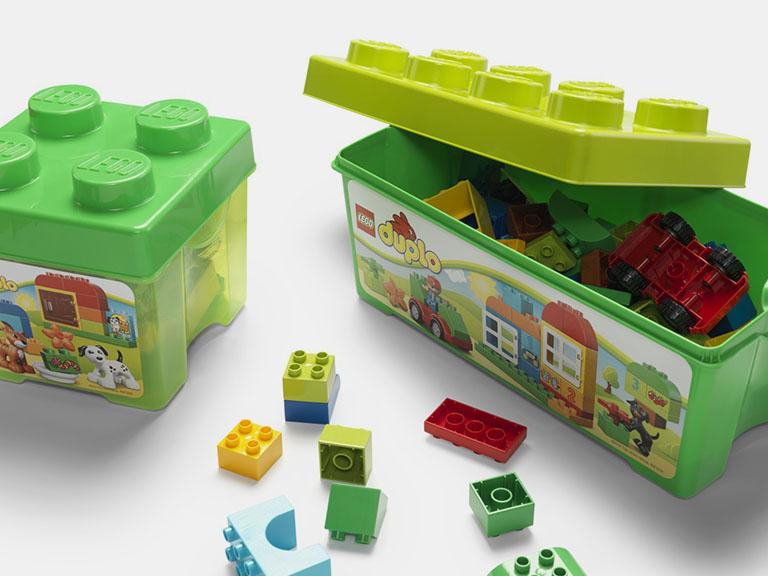 Lego Duplo Packaging design large