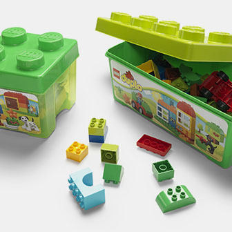 Getting to the core of the brand | Lego & Duplo