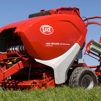Red Rules, reinforcing brand equity | Lely