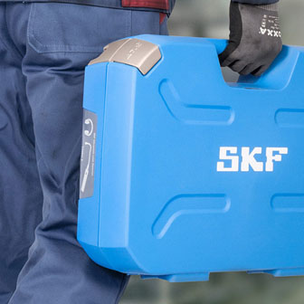 Making maintenance professionals proud | SKF