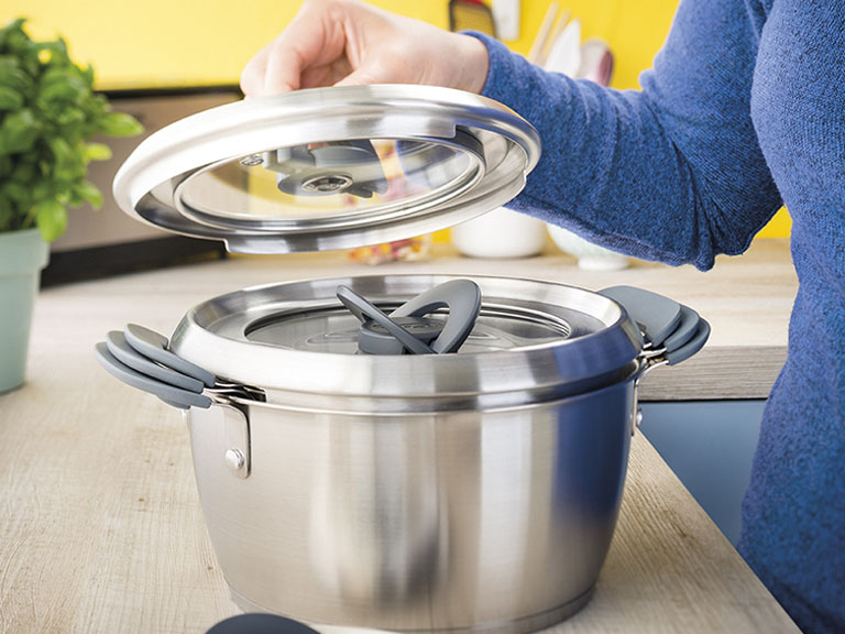 Tefal pots and pans products design large