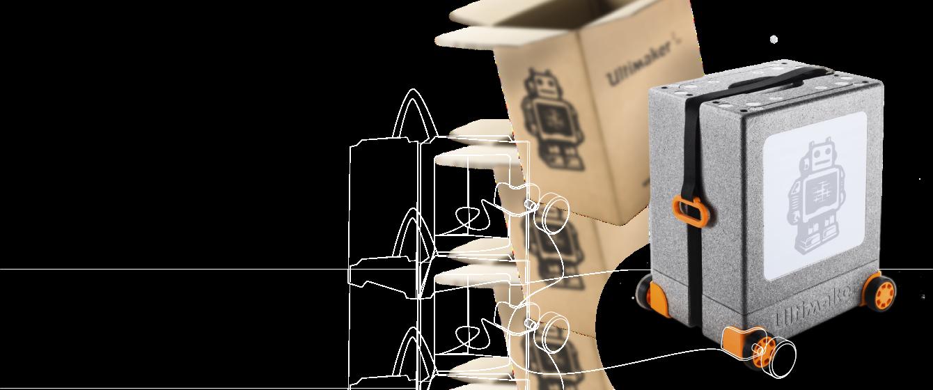 Packaging for the maker community
