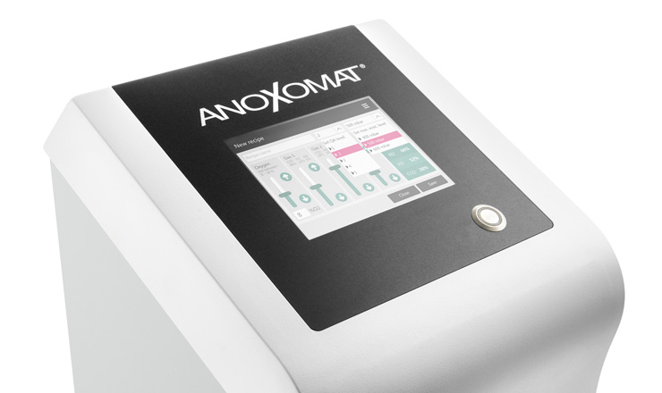 Anoxomat User Interface