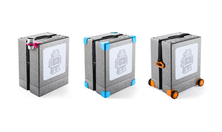 ultimaker 2 GO packaging