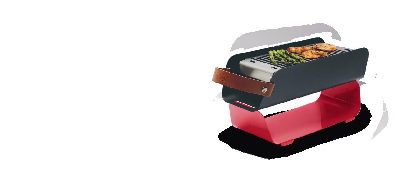 UNA Portable Outdoor Grill