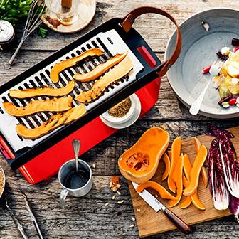 Portable tabletop grill | UNA