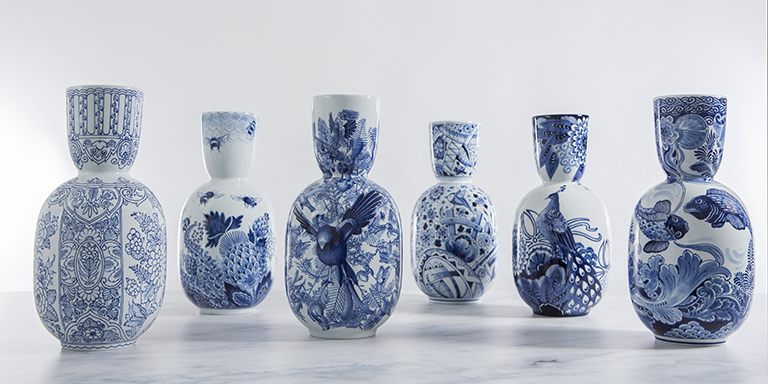 Royal Delft reveals Augmented Blueware