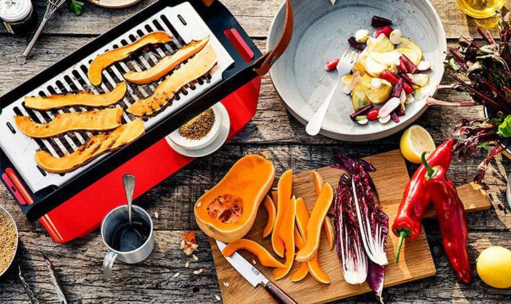 UNA tabletop grill