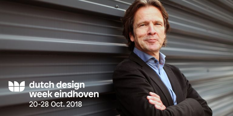 Jeroen Verbrugge at the DDW