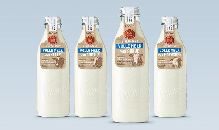 NL Packaging Award for Mijn Melk