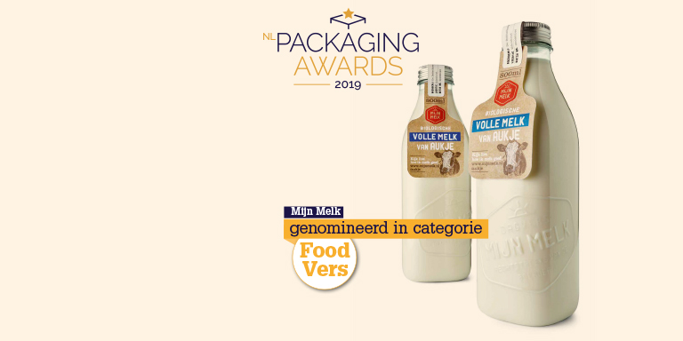 Nomination NL Packaging Awards