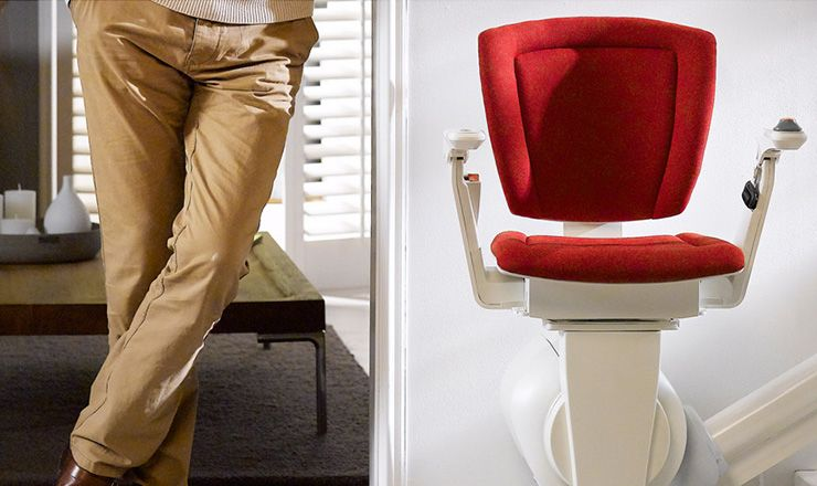 Ooms stairlift