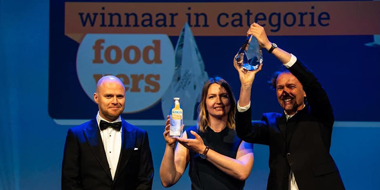 NL Packaging Award 2019 for Mijn Melk
